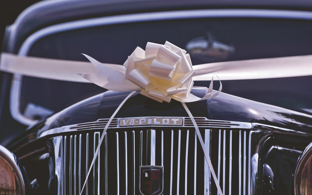Wedding cars join CPVAA